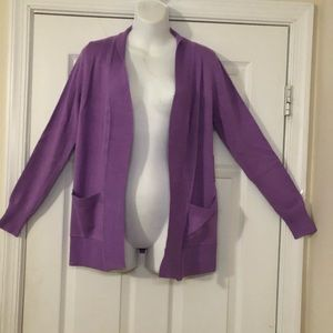 Women's lightweight cardigan sweater